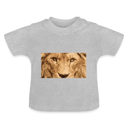Lion, Löwe, König - Baby T-Shirt