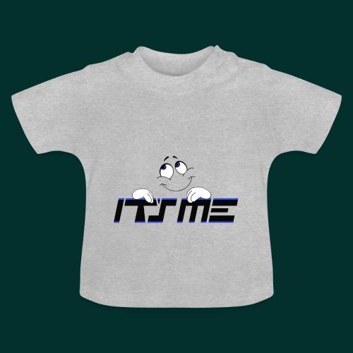 Faccia sognante - Maglietta per neonato