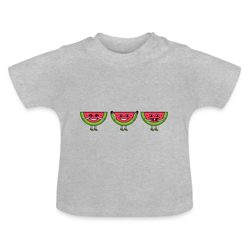 The three melons - Baby T-Shirt