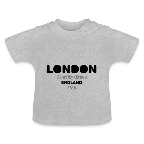London ENGLAND - T-shirt Bébé