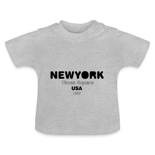 NewYork USA - T-shirt Bébé