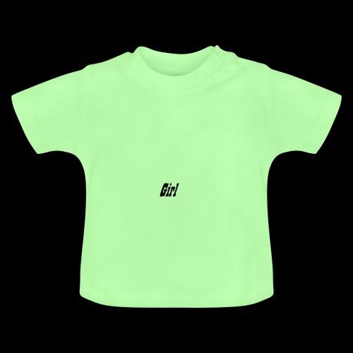 Girl - Maglietta per neonato