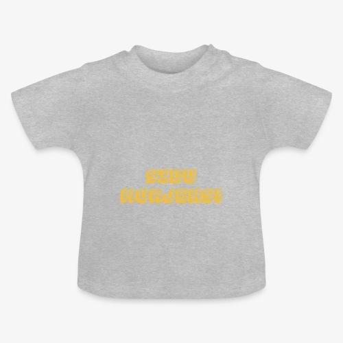 Sidu morjens! - Baby-T-shirt