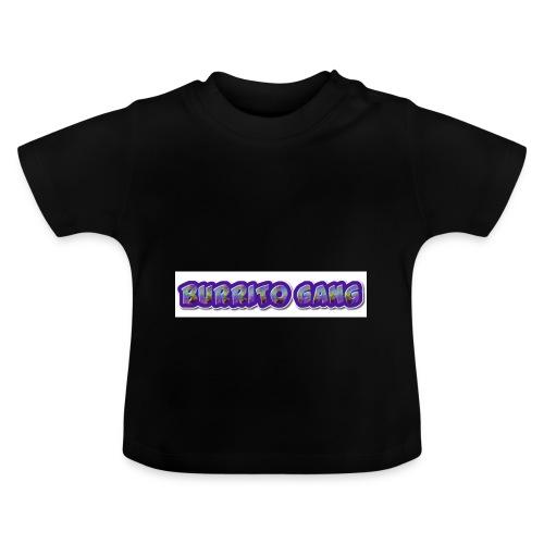 BURRITO GANG MALLISO - Vauvan t-paita