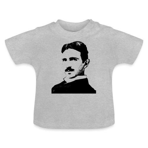 tesla - T-shirt Bébé