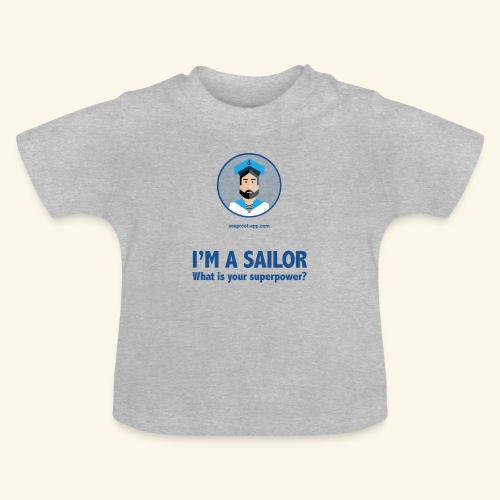 SeaProof Superpower - Baby T-Shirt
