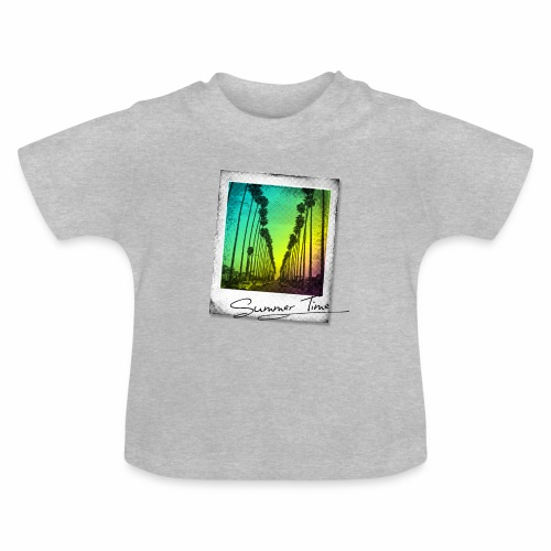 Summer Time - Baby T-Shirt