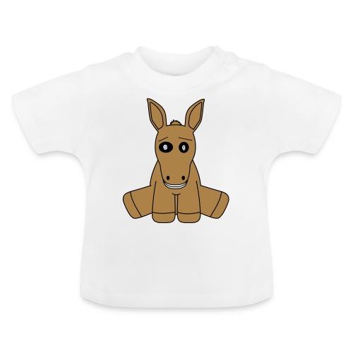 horse - Maglietta per neonato