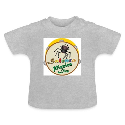 Salento Pizzica Live sf B - Maglietta per neonato