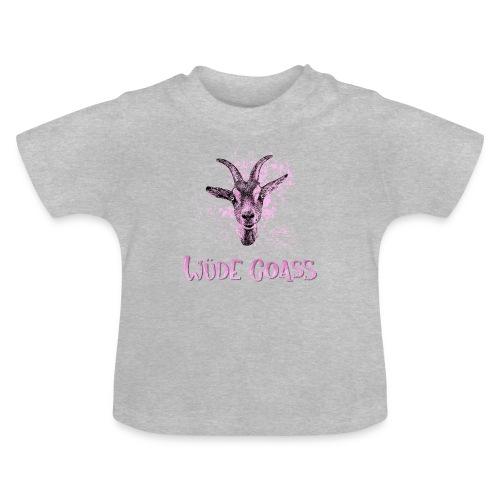 Wüde Goass - Baby T-Shirt