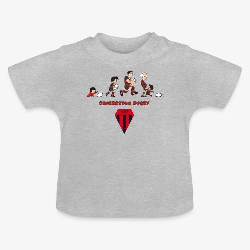 GRLOGOcopie png - T-shirt Bébé