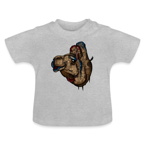 Kamel - Baby-T-skjorte