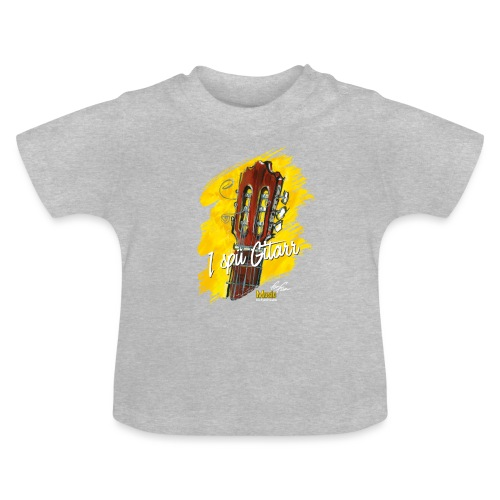 I spü Gitarr - limited edition '19 - Baby T-Shirt