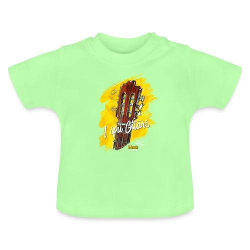 I spü Gitarr - limited edition '19 - Baby T-Shirt