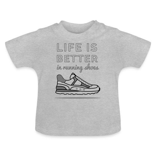 Running Shoes - Baby T-Shirt