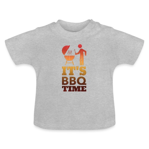 It's BBQ Time - Baby T-shirt