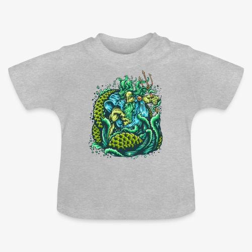 Gott des Meeres - Baby T-Shirt
