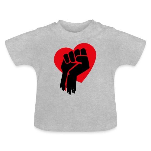Love Fist 2 - Baby T-Shirt