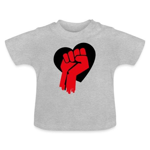 Love Fist 3 - Baby T-Shirt
