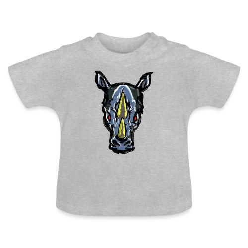 Angry Rhino - Baby T-Shirt