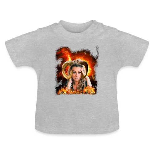 Widder Lady - Baby T-Shirt