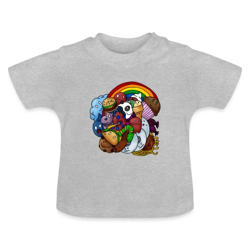 Happy Colors - Baby T-Shirt