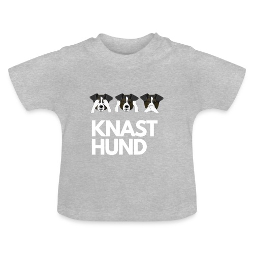 Knast Hund - Jack Russel - Baby T-Shirt
