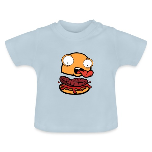 Crazy Burger - Camiseta bebé