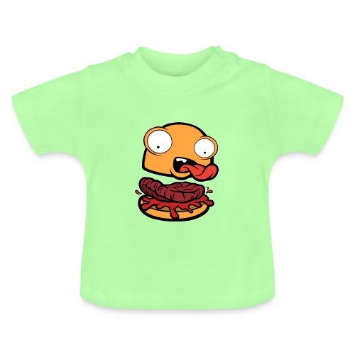 Crazy Burger - Camiseta bebé