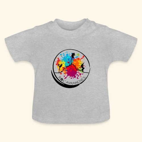 Logo Transparent Av - T-shirt Bébé