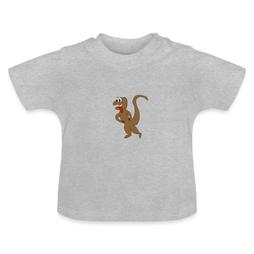 Vince the velociraptor - Baby T-Shirt