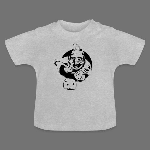 Professional Gambler (1c musta) - Vauvan t-paita