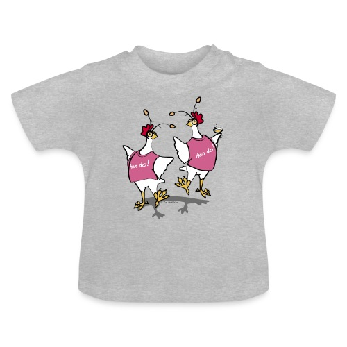 Hen Party (pink) - Baby T-Shirt