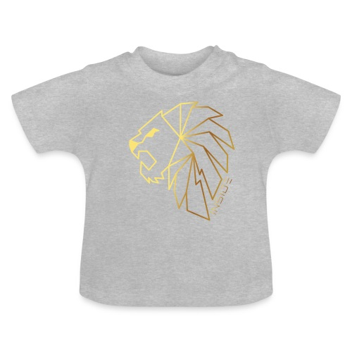 Löwe, Lion Inside - Baby T-Shirt