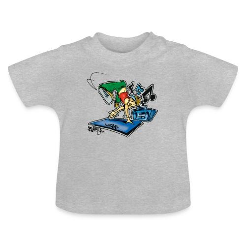 Breakdancer Handstand - Baby T-shirt