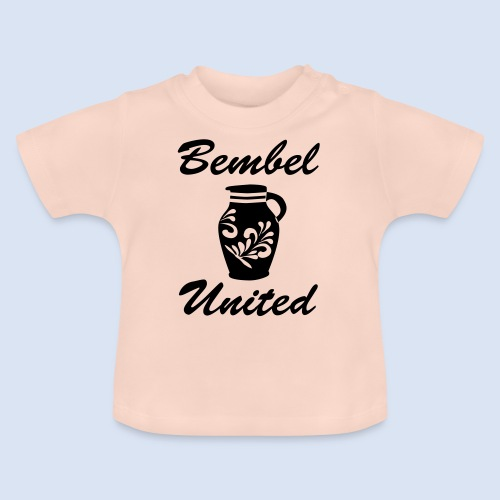 Bembel United Hessen - Baby T-Shirt