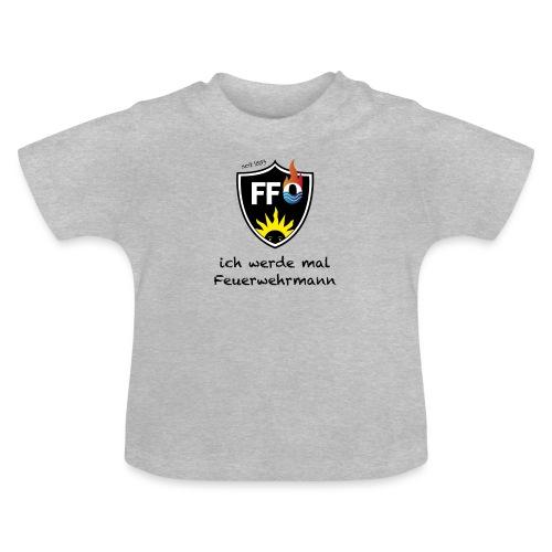 Feuerwehrzukunft - Baby T-Shirt