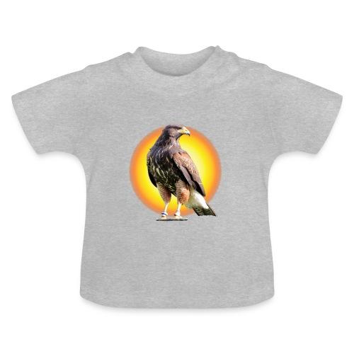 Harris Hawk - Wüstenbussard - Sun - Baby T-Shirt