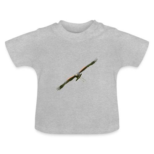 Harris Hawk - Wüstenbussard im Anflug - Baby T-Shirt
