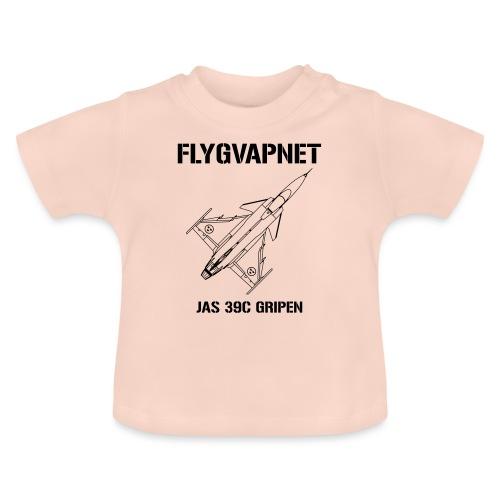 FLYGVAPNET - JAS 39C - Baby-T-shirt
