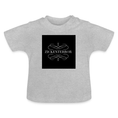 IMG 0267 Zickenterror - Baby T-Shirt