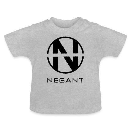 Black Negant logo - Baby T-shirt