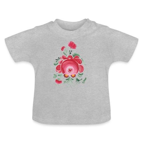 Ostfriesische Rose - Baby T-Shirt