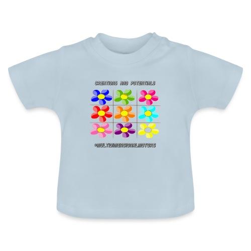 logo of my #MultiDimensionalMotors blog - Maglietta per neonato