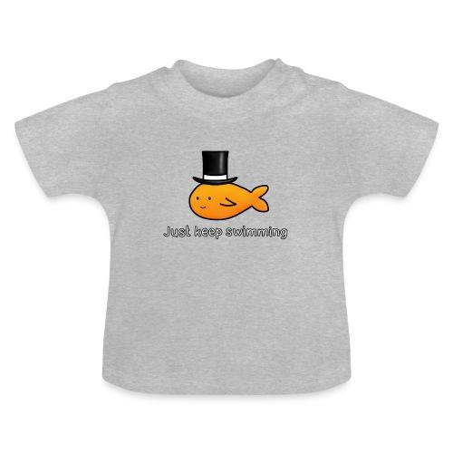 HAT FISH - Baby T-Shirt