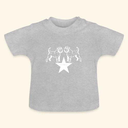 Brussels Griffon star - T-shirt Bébé
