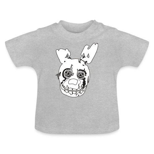 cabeza de springtramp - Camiseta bebé