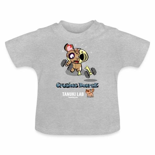 Zombie entrenando - Camiseta bebé