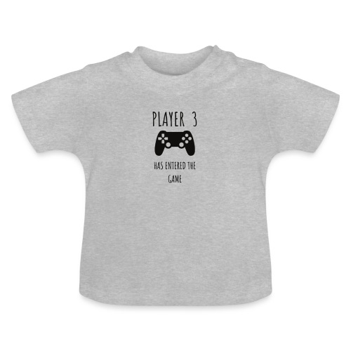 Player 3 - Baby T-Shirt