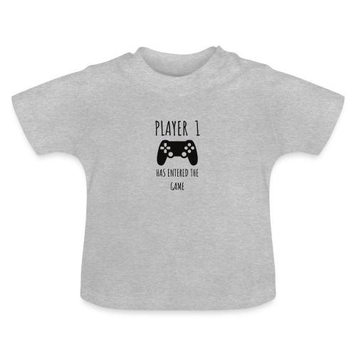 Player 1 - Baby T-Shirt